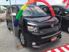 沖縄の中古車 トヨタ ヴォクシー 車両価格 88万円 リ済込 平成21年 9.7万K ブラックM