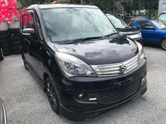 沖縄の中古車 スズキ ソリオ 車両価格 75万円 リ済込 平成25年 7.3万K ブラック