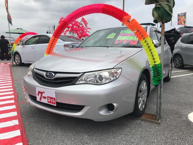 沖縄県の中古車ならインプレッサ 2年保証 プッシュスタート CD ETC