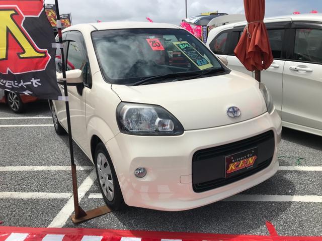 沖縄県の中古車ならポルテ G