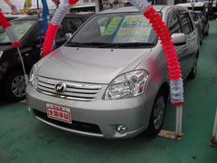 沖縄の中古車 トヨタ ラウム 車両価格 78万円 リ済込 平成23年 2.8万K シルバー