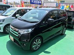 沖縄の中古車 日産 デイズ 車両価格 93万円 リ済込 平成26年 6.2万K ブラックM