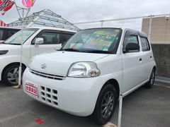 沖縄の中古車 ダイハツ エッセ 車両価格 48万円 リ済込 平成23年 5.7万K ホワイト