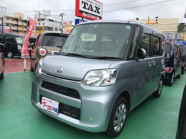 沖縄県宜野湾市の中古車ならタント L SA エコアイドル