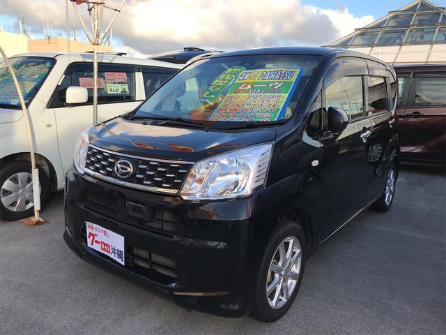 沖縄県宜野湾市の中古車ならムーヴ X SAII エコアイドル 2年保証
