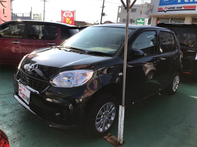 沖縄県宜野湾市の中古車ならパッソ X LパッケージS TV・ナビ