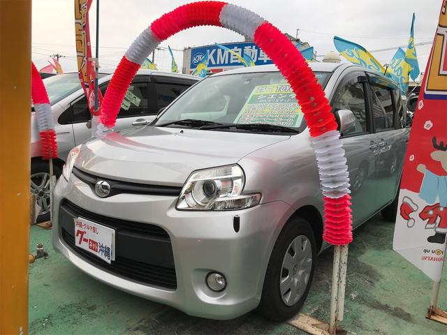 沖縄県の中古車ならシエンタ DICEリミテッド TV ナビ バックカメラ