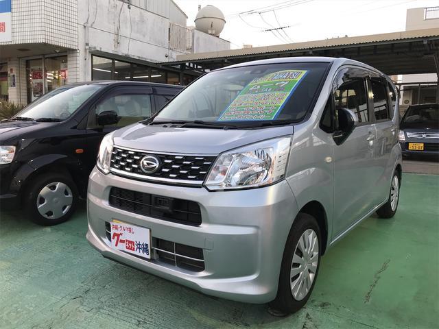 沖縄県の中古車ならムーヴ L SAII アイドリングストップ CVT 2年保証