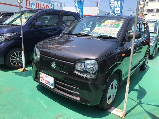 沖縄県宜野湾市の中古車ならアルト TV ナビ 軽自動車 ETC 衝突被害軽減システム