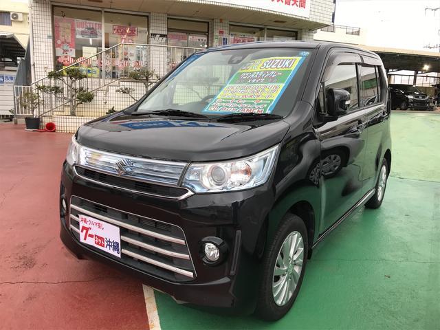 沖縄県宜野湾市の中古車ならワゴンRスティングレー X LEDフロントグリル