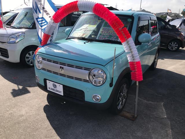 沖縄県宜野湾市の中古車ならアルトラパン G