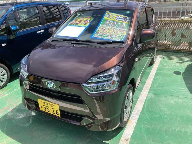沖縄県宜野湾市の中古車ならミライース