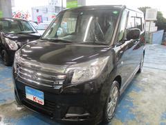 沖縄の中古車 スズキ ソリオ 車両価格 115万円 リ済込 平成27年 2.7万K ブルーイッシュブラックパール3