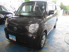 沖縄の中古車 日産 モコ 車両価格 55万円 リ済込 平成25年 6.1万K ブラウン
