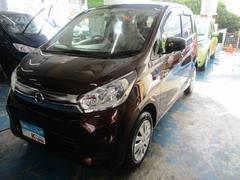 沖縄の中古車 日産 デイズ 車両価格 85万円 リ済込 平成29年 0.1万K ブラウン