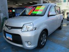 沖縄の中古車 トヨタ シエンタ 車両価格 79万円 リ済込 平成26年 5.5万K シルバーII