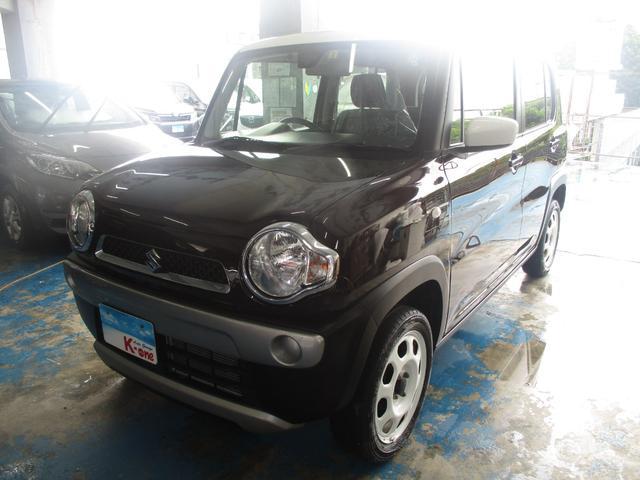 沖縄県の中古車ならハスラー Gレーダーブレーキサポート