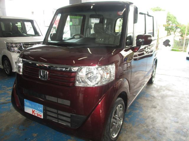 沖縄県の中古車ならN-BOX G・ターボパッケージ