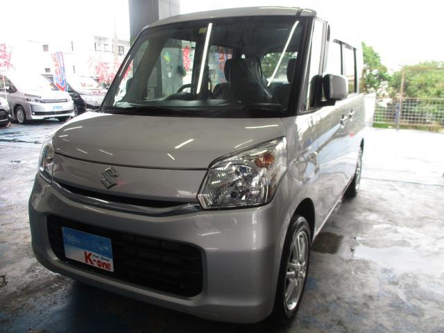 沖縄県の中古車ならスペーシア Xデュアルカメラブレーキサポート