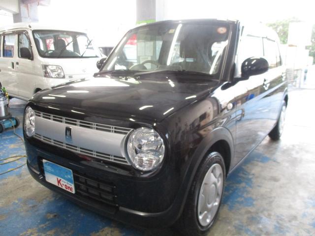 沖縄県の中古車ならアルトラパン Lレーダーブレーキサポート搭載