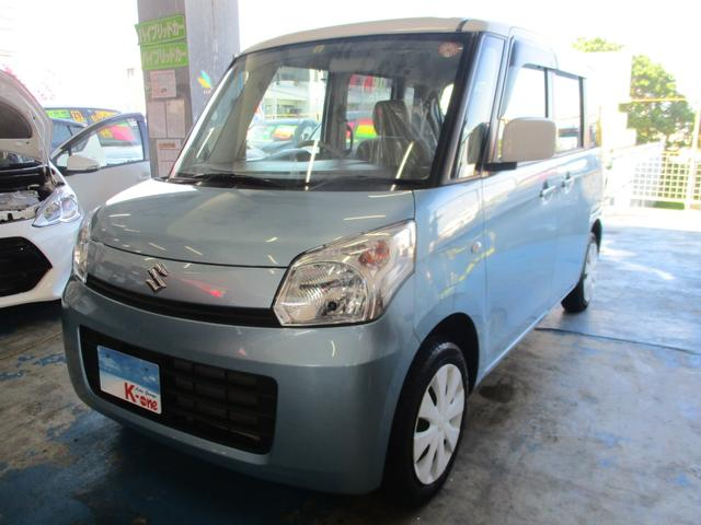 沖縄県の中古車ならスペーシア Xパワースライドドア