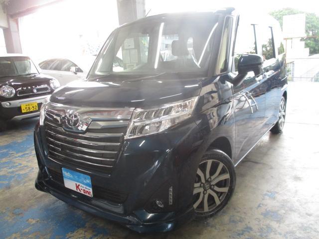 沖縄県宜野湾市の中古車ならルーミー カスタムG-T スマートアシストIIインタークーラーターボ