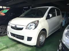 沖縄の中古車 ダイハツ ミラ 車両価格 29万円 リ済別 平成23年 6.3万K ホワイト