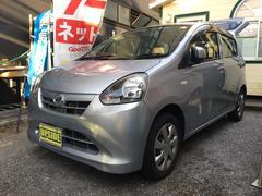 沖縄の中古車 ダイハツ ミライース 車両価格 39万円 リ済込 平成25年 7.2万K シルバー
