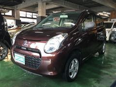 沖縄の中古車 スズキ アルト 車両価格 29万円 リ済込 平成22年 5.6万K ブラウン