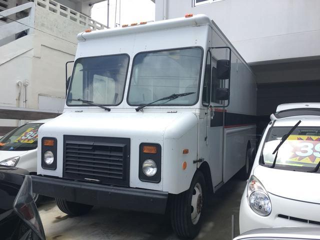 沖縄県の中古車ならGMC P30