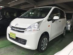沖縄の中古車 ダイハツ ムーヴ 車両価格 39万円 リ済込 平成23年 6.0万K ホワイト