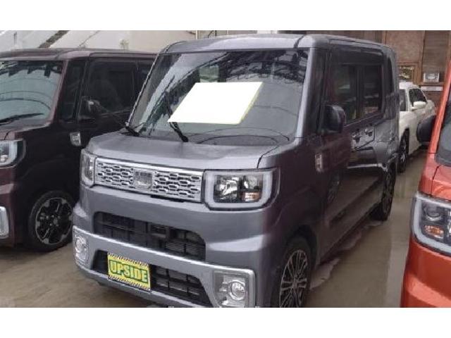 沖縄の中古車 ダイハツ ウェイク 車両価格 99万円 リ済込 2016(平成28)年 2.3万km ガンM
