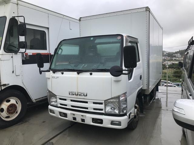 沖縄の中古車 いすゞ エルフバン 車両価格 79万円 リ済込 2010(平成22)年 19.0万km ホワイト