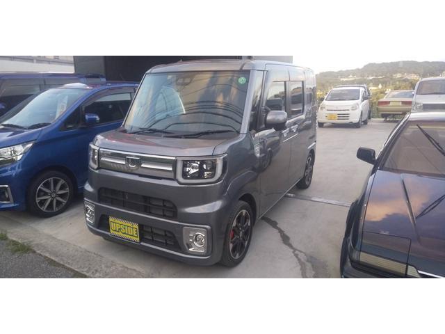 沖縄の中古車 ダイハツ ウェイク 車両価格 125万円 リ済込 2019年 0.3万km ガンM