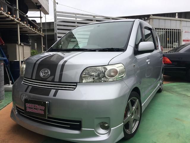 トヨタ 150r 社外フルエアロ ナビ TV
