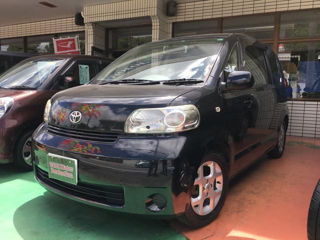 中頭郡中城村 TakiMotor production トヨタ ポルテ 130i ブラックマイカ 14.4万km 2007(平成19)年