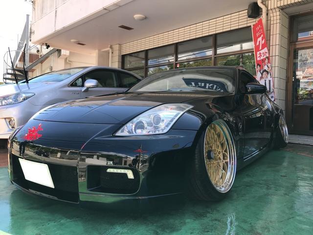 沖縄県の中古車ならフェアレディZ ハイドロ SSR