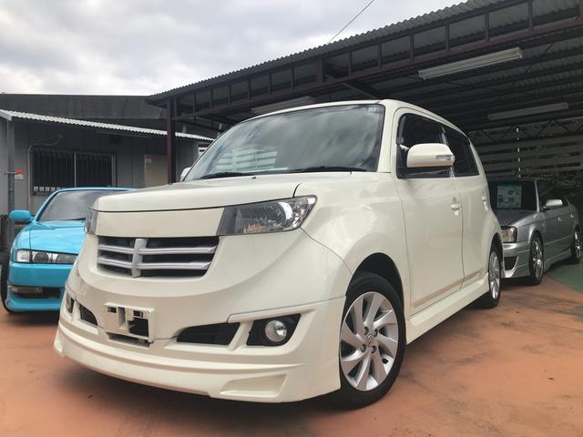 沖縄の中古車 トヨタ bB 車両価格 49万円 リ済別 平成21年 10.0万km パールホワイトI