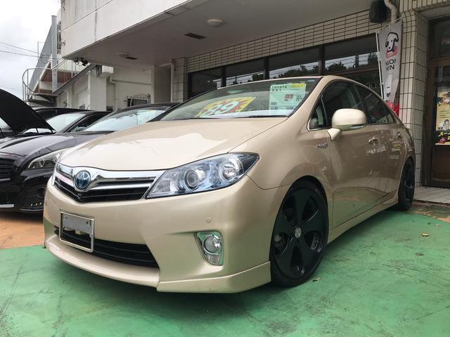 沖縄県の中古車ならSAI S ASパッケージ