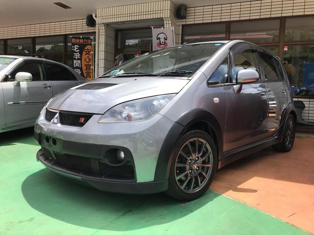 沖縄県の中古車ならコルト ラリーアート バージョンR 5MT