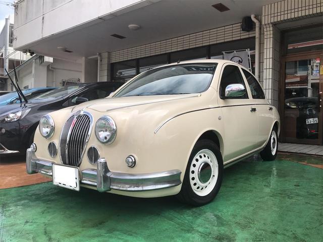 沖縄の中古車 ミツオカ ビュート 車両価格 69万円 リ済別 2004(平成16)年 13.2万km ベージュホワイト
