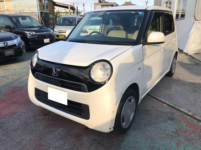 沖縄県の中古車ならN-ONE G ワンセグTV ナビ プッシュスタート ETC
