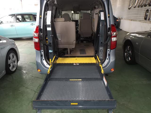 トヨタ X Lセレクション 福祉車両 電動テールゲート 電動リフト付