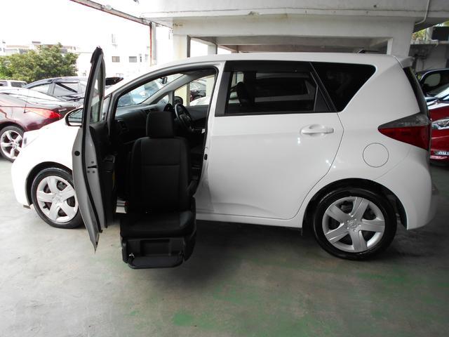 沖縄県の中古車ならラクティス タイプG ウェルキャブシート車