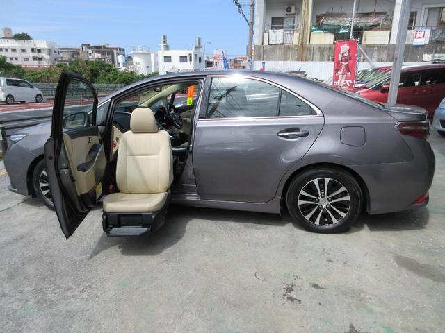 沖縄県宜野湾市の中古車ならSAI S Cパッケージ 助手席電動ウェルキャブシート