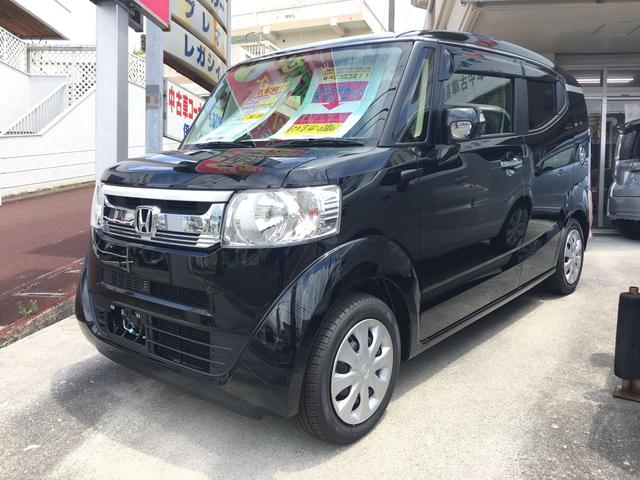 N-BOXSLASH(ホンダ)G 中古車画像