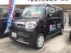 沖縄の中古車 スズキ スペーシア 車両価格 146万円 リ未 新車  Dブラウン