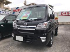 ハイゼットトラックジャンボSAIIIt 誤発進抑制機能 キーレス ABS