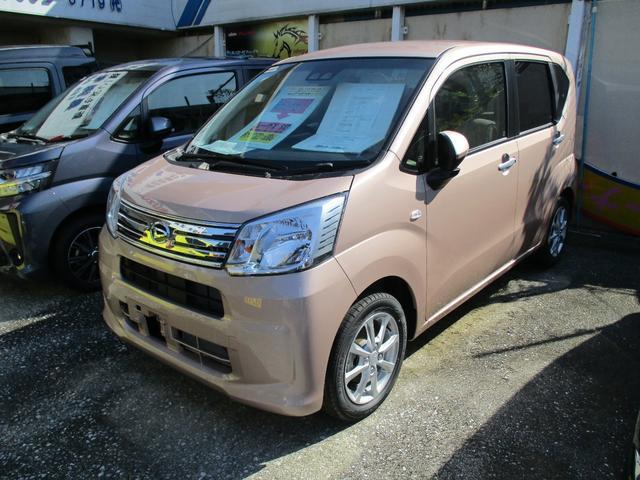 沖縄の中古車 ダイハツ ムーヴ 車両価格 127.5万円 リ済別 新車  ピンクM
