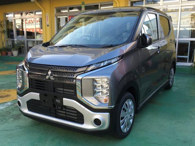 沖縄の中古車 三菱 eKクロス 車両価格 142万円 リ済別 新車  ガンM